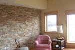 Stone Thermal Mass Wall