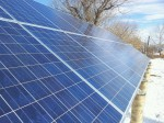 Solar Array used for Net Metering